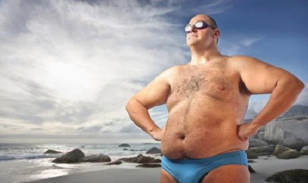 Как похудеть без диеты и убрать живот мужчине