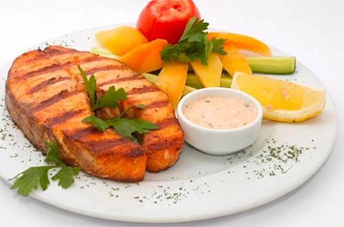 Лепестковая диета меню рыбного дня