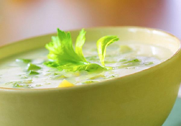 суп сельдереевый для сжигания жира рецепт