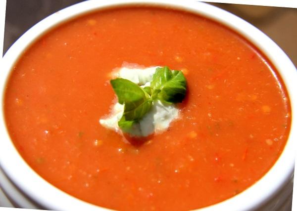 сельдереевый суп рецепт на томатном соке