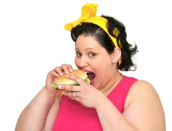 Потливость от ожирения