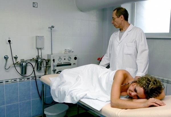 гидроколонотерапия очищение кишечника