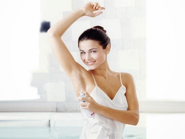 Эффективные дезодоранты от пота