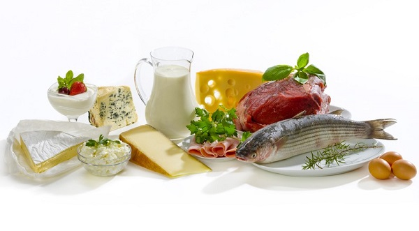 Для похудения живота сбалансированное питание