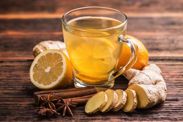 Имбирный чай с корицей для похудения рецепт приготовления