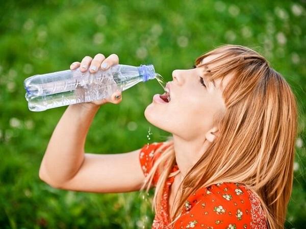 Как похудеть подростку при помощи воды