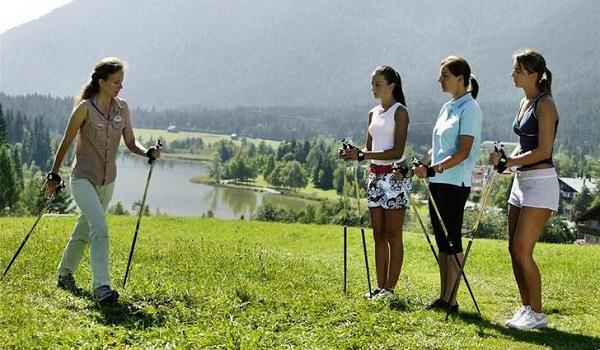 Правила северной ходьбы с палками