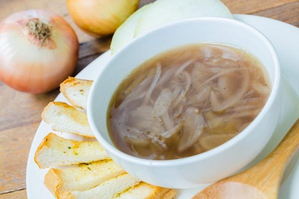 Луковый суп для похудения правильный рецепт