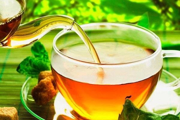 Зеленый чай с имбирем для похудения как приготовить