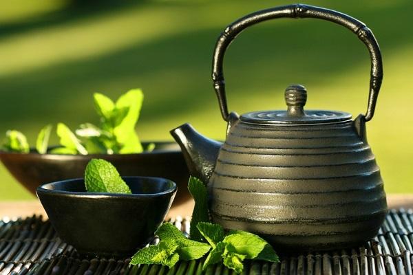Зеленый чай с имбирем для похудения традиционный рецепт