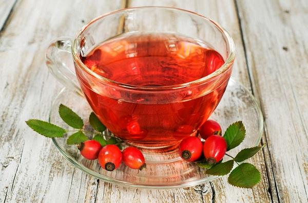 Чай из шиповника для похудения
