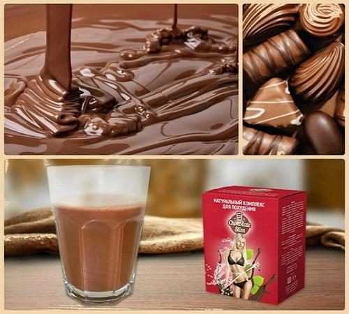Сhocolate slim для похудения
