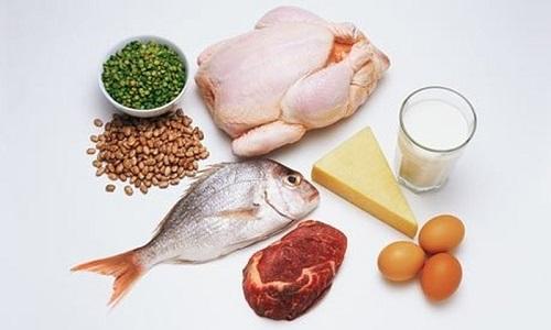 Закрепление диета
