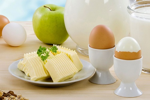 Яичная диета на 4 недели
