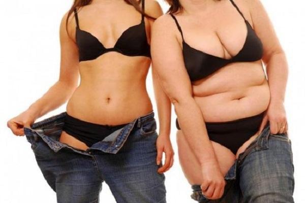 Как похудеть без диеты и убрать живот после 45