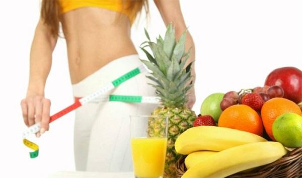 Как похудеть без диеты и убрать живот за один день