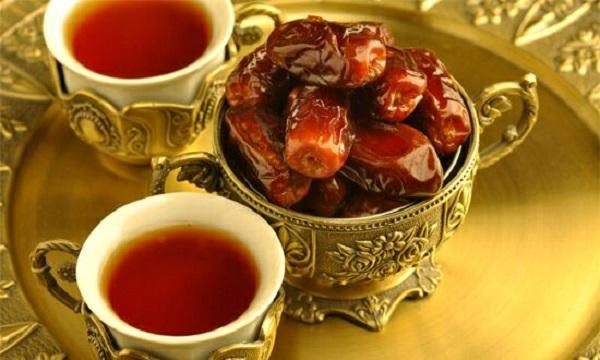 Финики при похудении чай