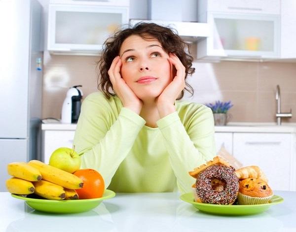Чем можно заменить сладкое и мучное при диете