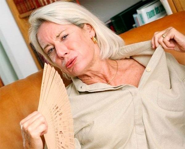 Симптомы ночной потливости у женщин