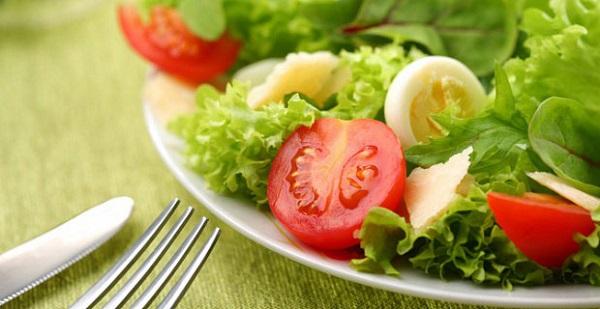 Овощная диета для мужчин