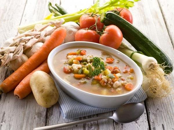 Суп без сельдерея для похудения