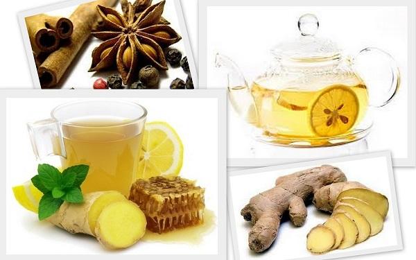 Зеленый чай с имбирем для похудения укрепляющие напитки