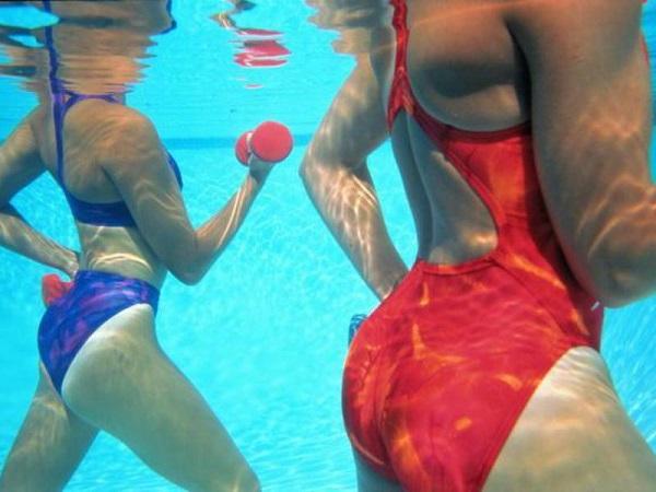 Аквааэробика для похудения особенности занятий