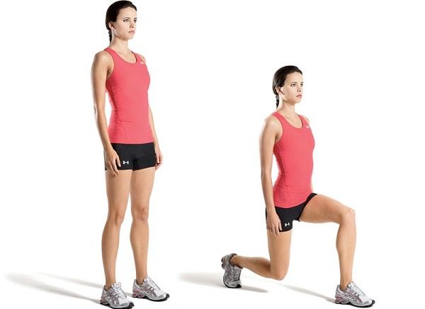 Как быстро похудеть в ляшках упражнения