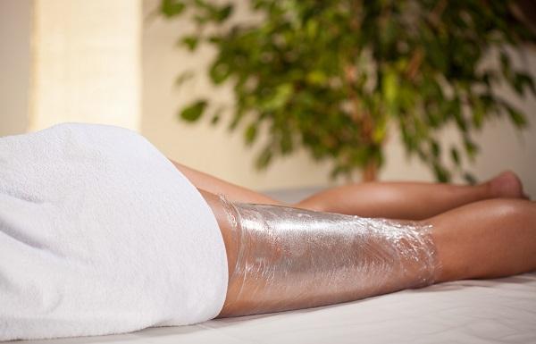 Как быстро похудеть в ляшках массаж и обертывание