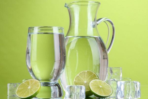 Очищение организма водой и лимоном