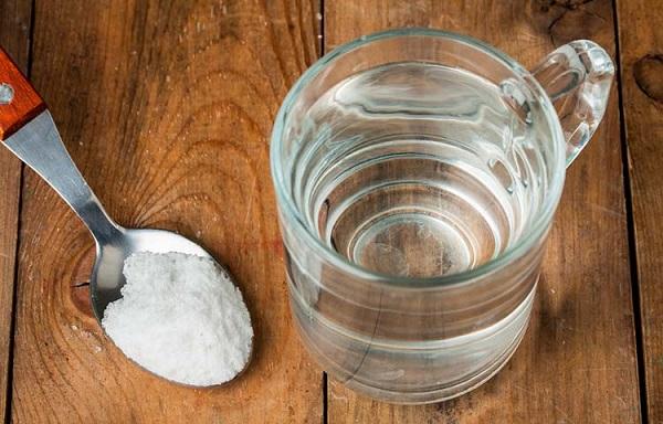 Очищение организма водой и солью