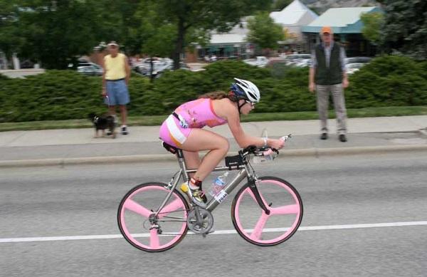 Езда на велосипеде как похудеть