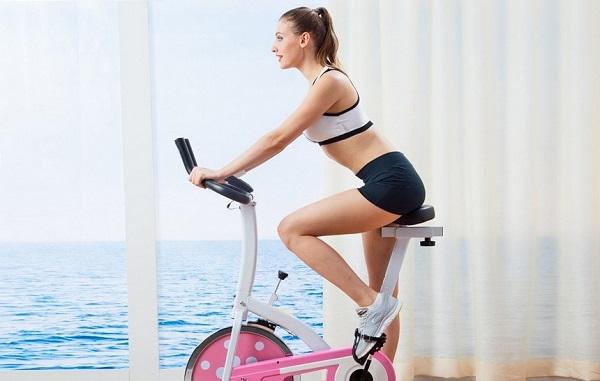 Езда на велосипеде для похудения подготовка