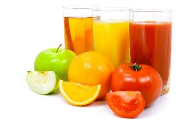 Жидкая диета для ног