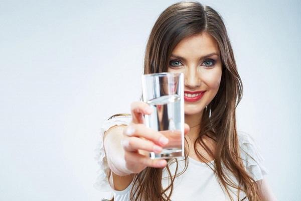 Похудение водой