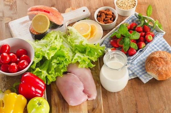 Углеводно - белковая диета