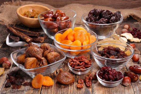 Смеси фруктов