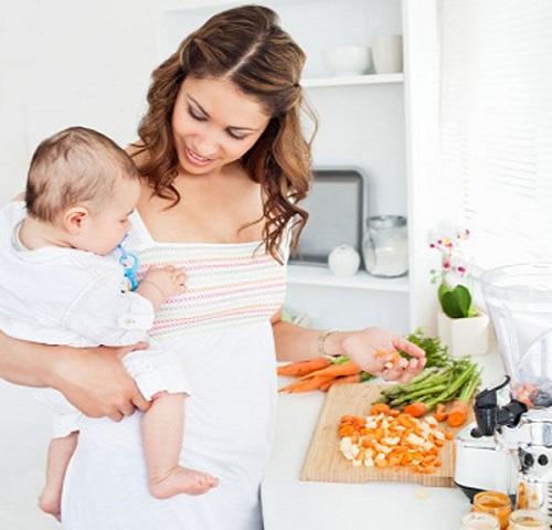 Похудение при грудном вскармливании питание