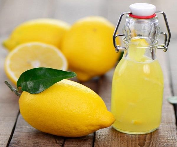 Холосас и лимон