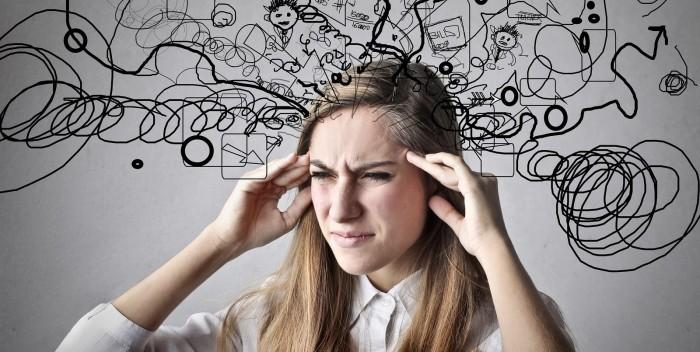 Навязчивые состояния - причины и симптомы, лечение