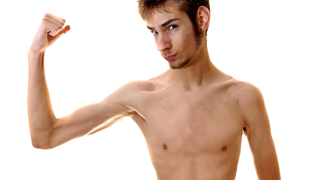 Как быстро набрать мышечную массу дома