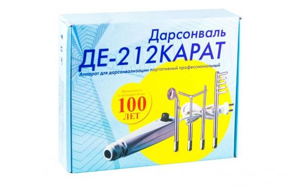 Аппарат Дарсонваль: применение в домашних условиях