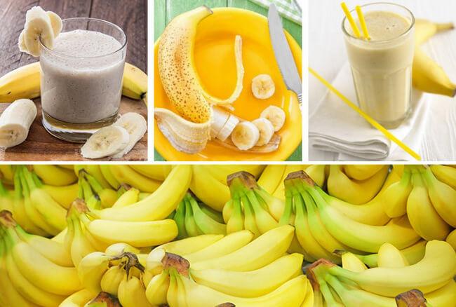 можно ли при белковой диете есть бананы
