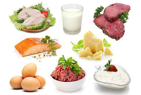 Белковая диета на 7 дней: подробное меню с рецептами и ожидаемыми результатами