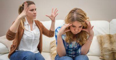 Делинквентное поведение подростков