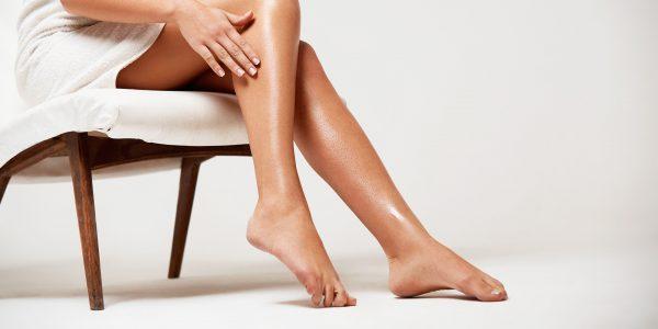 Депиляция воском: ножки, как с обложки
