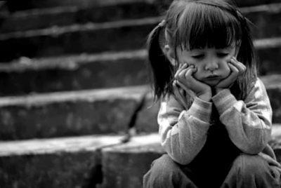 Депрессия у ребенка