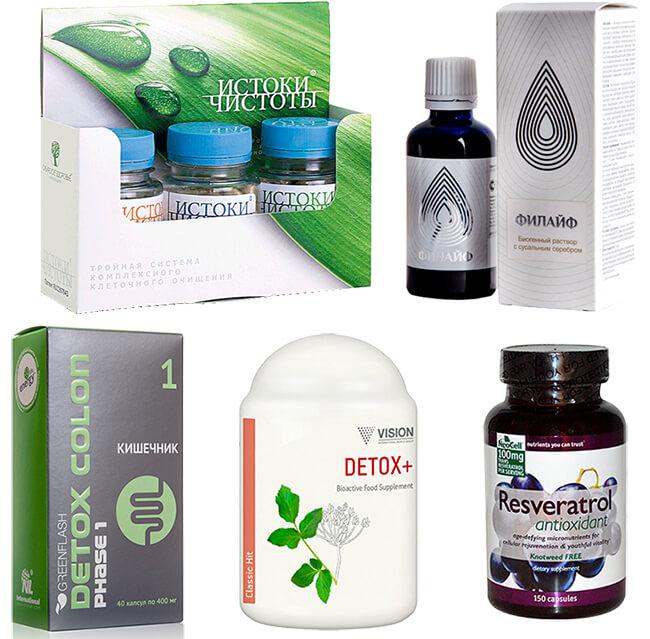Детокс для похудения — комплекс мер для эффективного очищения организма
