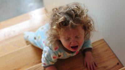 Детские истерики 1-4 года