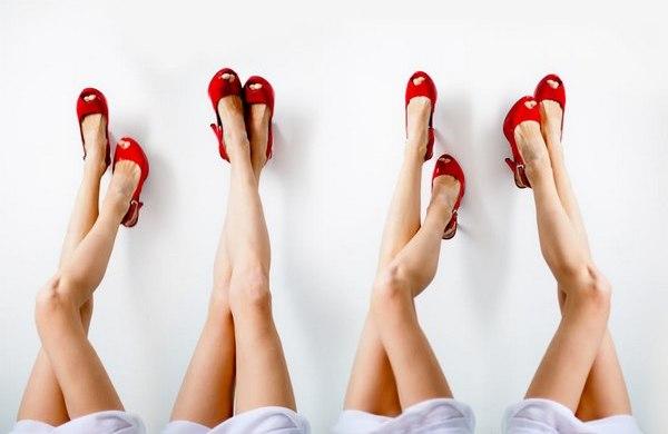 Диета для похудения ног или как снова полюбить своё отражение в зеркале